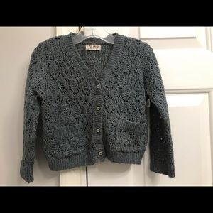 Toddler girl cardigan